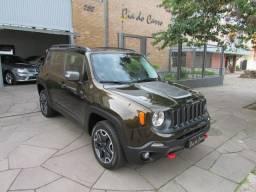 Jeep Renegade trailhawk 2.0 DIESEL 2018 versão 4x4 completa 26 mil km impecável - 2018
