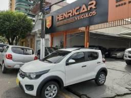 Fiat mobi way completo 2018 - 2018