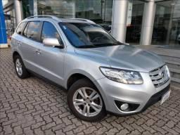 Hyundai Santa apenas 59mil km - 2011