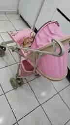 Carrinho de bebê feminino (gurupi)