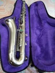 Saxofone Tenor Weril Spectra A 971 (niquelado)