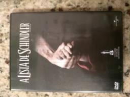 A lista de Schindler Filme DVD Duplo comprar usado  Campo Grande