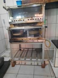 Forno industrial assar pizza bolo