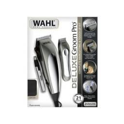 KIT Wahl Máquina de Corte e Aparadores Deluxe Groom Pro 220v produto de vitrine