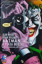 Batman - Piada Mortal Hq