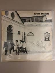 Grupo Engenho - Vou Botá Meu Boi na Rua - LP Vinil