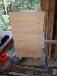 Caixa para abelhas asf