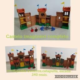 Castelo medieval imaginext