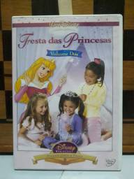 DVD Festa das Princesas Volume 2 original