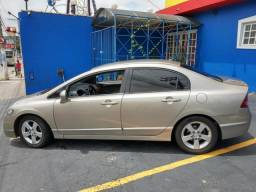 Honda civic LXS flex 2007 automático - 2007