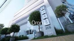 Flat com 1 dormitório à venda, 75 m² por r$ 350.000,00 - setor bueno - goiânia/go