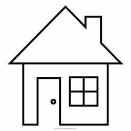 Aluga - se casa pequena