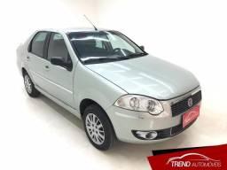 FIAT SIENA 2009/2010 1.4 MPI 8V FLEX 4P TETRAFUEL - 2010