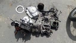 Peças de motor de fan2009 em perfeito estado