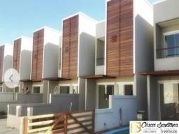 Casa Nova 4/4 sendo 1 suíte, varanda, Ipitanga - Lauro de Freitas