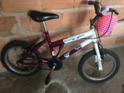 Bicicleta aro 16 troco por 24