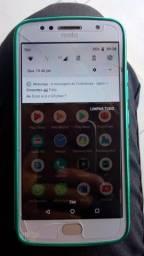 Observa celular Moto G5S Plus vendo ou troco por outro facilito na entrega ou entrega