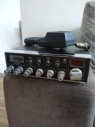 Rádio amador de alta frequência com 40 canais ( funciona tbm em canal negativo)