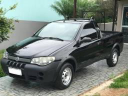 Fiat Strada 1.4 em perfeito estado, segundo dono, pneus quase novos (pouco usados). - 2008