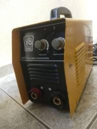 Máquina de solda V8 MMA-220 INVERSORA