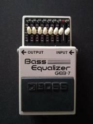 Pedal Bass Equalizer GEB 7