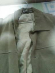Vendo casaco de couro