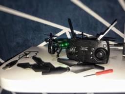 Drone KY601S HD 1080P 500 W Bateria 1400mA