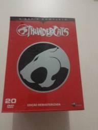 Box Dvd Thundercats - A coleção completa . 20 discos