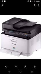 Multifuncional Laser Colorida Xpress Sl- c480fw Samsung Cx 1
