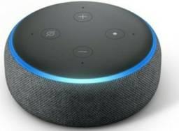 Caixa de Som Bluetooth Inteligente Amazon