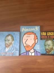Livros sobre Van Gogh