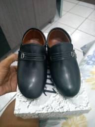Sapato social infantil n 21