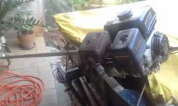 Rabeta toyama 6,5 hp Modelo tf65fx1 196 cc