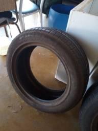 Título do anúncio: Pneus 205/55 R16 Pirelli P7