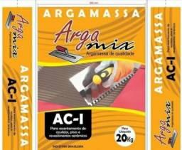 Argamassa Argamix de 20 kg ou 15 kg