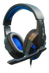 Fone Headset Gamer Microfone Hd Para Jogos ( Fazemos entrega)