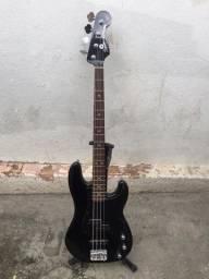 Baixo Squier by Fender Indonésia Precision bass Standart Séries
