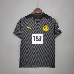Título do anúncio: Camisa Borussia Dortmund Away 21/22