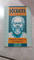 Sócrates vida e pensamento