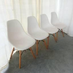 Título do anúncio: Kit 4 cadeiras Eiffel (à vista)