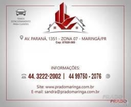 Apartamento com 2 dormitórios à venda, 61 m² por R$ 350.000,00 - Zona 02 - Maringá/PR