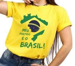 Camisa 7 de setembro Brasil - Últimas unidades