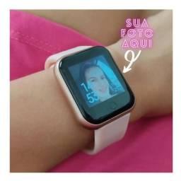 Título do anúncio: [Queima de estoque] Relógio Smart Inteligente