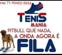 FRANQUIA TENIS ORIGINAIS  FILA