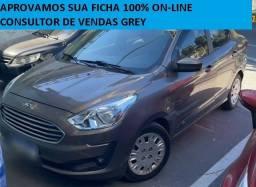Título do anúncio:  Ford Ka Se Aut 2019 c/30.000km