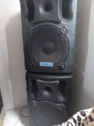 Vendo duas caixas de som