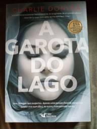 Livro A Garota do Lago novinho