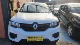 Renault Kwid Zen 1.0 Flex Ano 2020 Montanha Automóveis