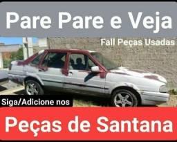 Título do anúncio: Peças Santana / Barato