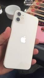 iPhone 11 128gb branco R$ 4.199,00